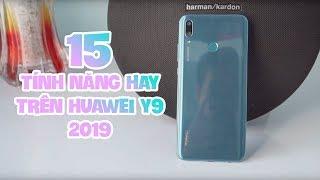 15 tính năng hay trên Huawei Y9 2019