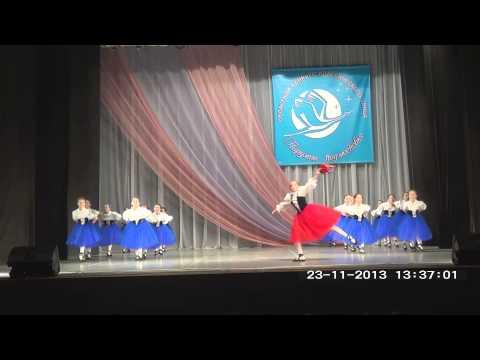 Областной конкурс классического танца Пируэты Подмосковья Тарантелла