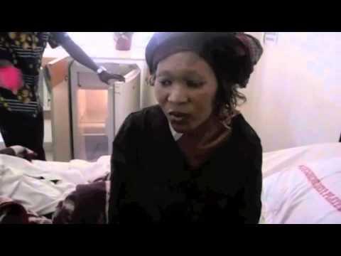 Visite de IvoireSolidarite à Marie-Laure