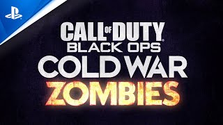 Call of Duty: Black Ops Cold War | Zombies Reveal Trailer | PS4