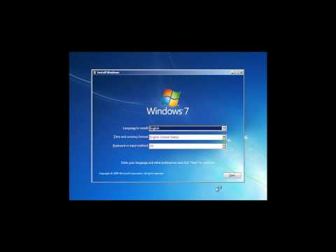 How to Clean Install Windows 7 (Part 1 of 2)