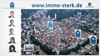 Relaunch Kinospot Immobilien Sterk aus Ravensburg