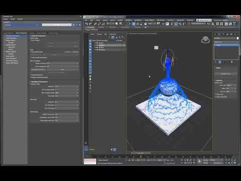 3ds Max Fluids Part 1 - Basic Setup