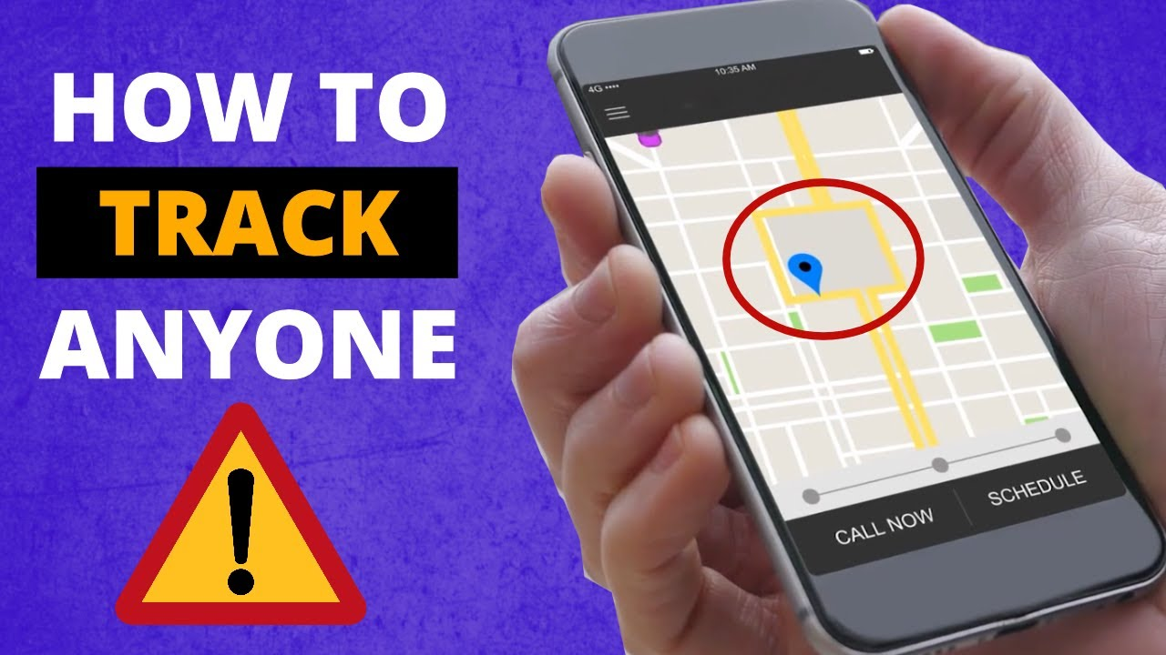 How to track anyones phone location without them knowing