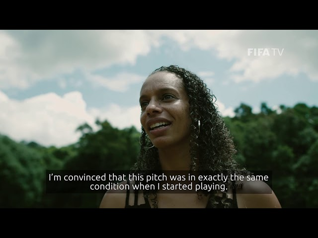 My First Pitch | Rosana