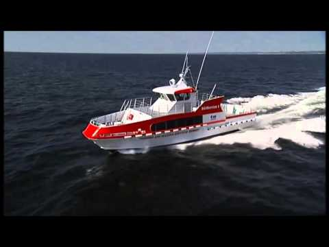 High speed Offshore service vessels