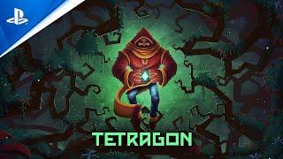 Tetragon - Announcement Trailer   PS4