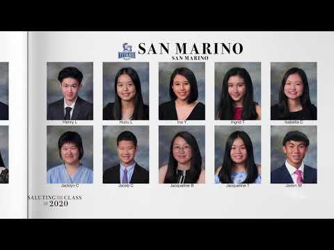 Saluting the Class of 2020 San Marino High School  | NBCLA