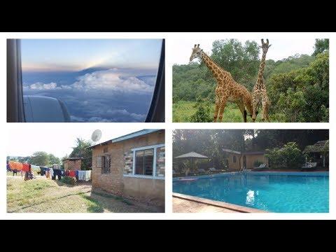 SAFARI IN TANZANIA   Part 1   AFKE