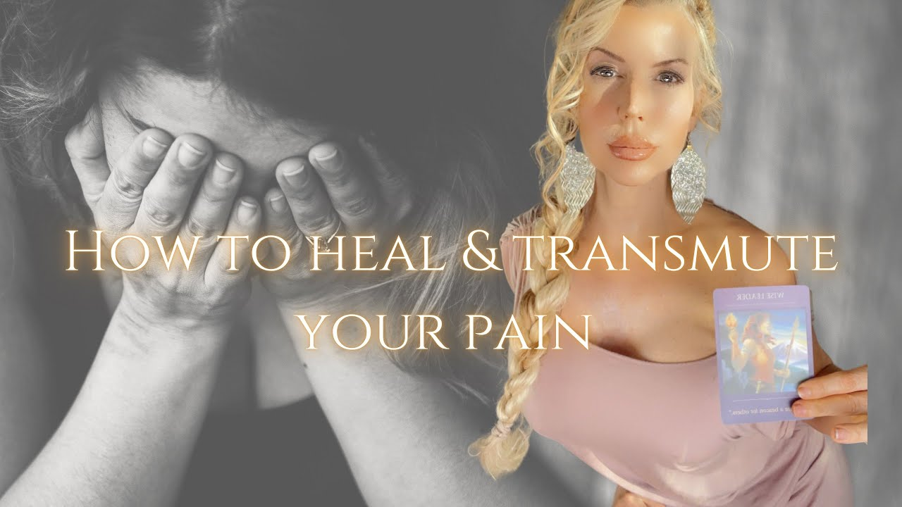 LIVE : 5 Tips to Heal & Transmute Your Pain #intuitive #healing #lightworker