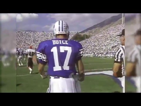 Highlights of BYU greats Andy Boyce and Ty Detmer