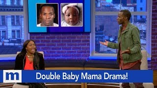 Twin denial and double-baby mama drama! #MessyMondays | The Maury Show