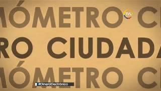 Termómetro Ciudadano - ¿Cuáles son los Beneficios del Dinero Electrónico?