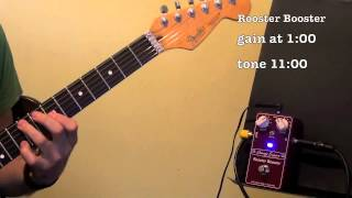 George Evans Rooster Booster by George Evans Amplifiers