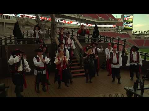 Buccaneers Pirate Song with Lyrics