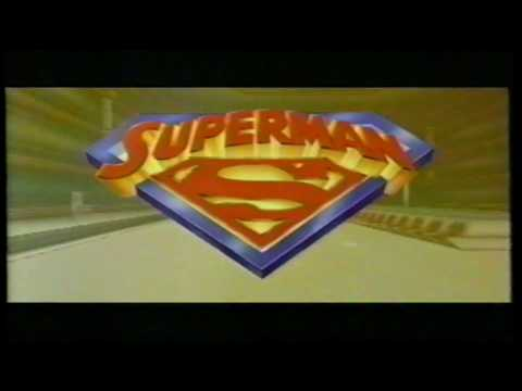 Superman The New Adventures Nintendo 64 Video Game N64 DC Comics TV Commercial
