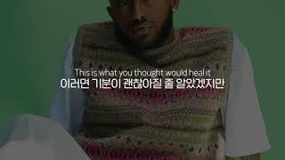 🎧 [오늘의 추천곡] 아미네(Aminé) - Compensating (Feat. Young Thug) [가사/해석/한국어 자막]