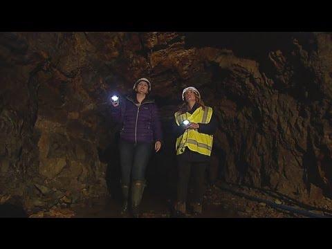 Gold Mining In Scotland - STV News Report