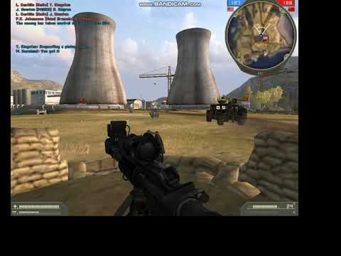 Battlefield 2 / Dalian plant