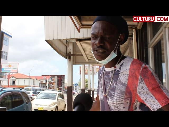 Zorgwekkende situatie in de binnenstad van Paramaribo, Suriname