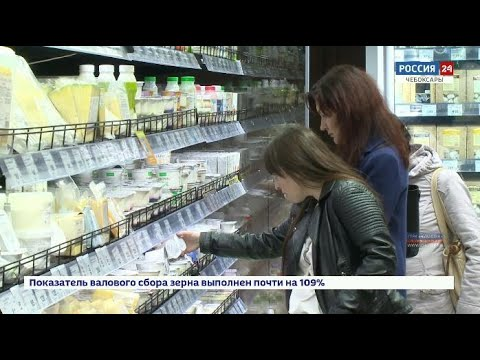 В Чебоксарах открылся первый магазин федеральной сети здорового питания