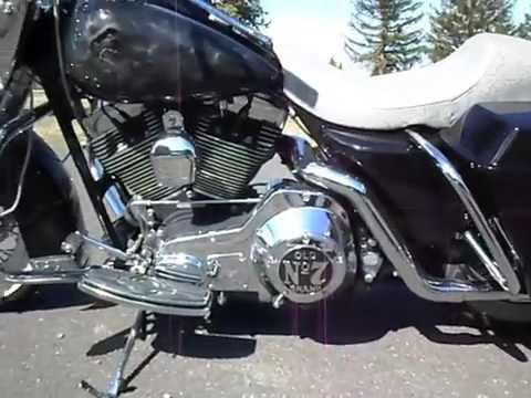 2002 harley davidson road king classic lowrider youtube. Black Bedroom Furniture Sets. Home Design Ideas