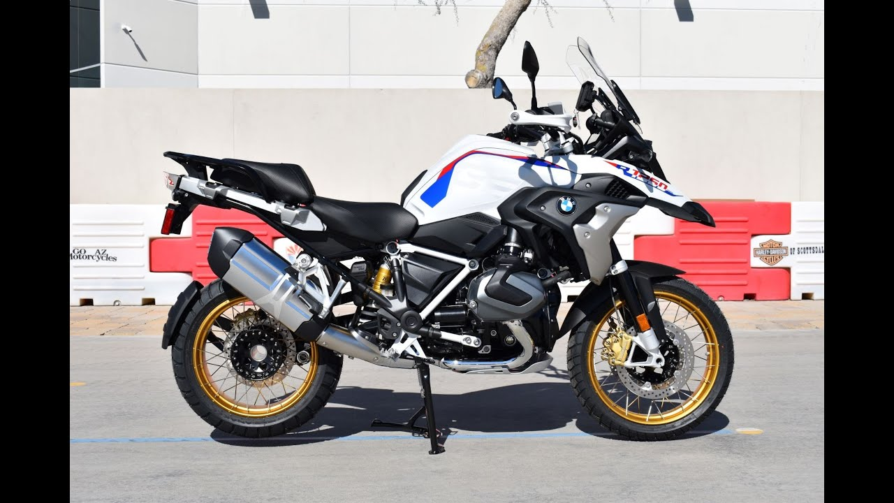 2021 Bmw R 1250 Gs Rally Style Package Youtube