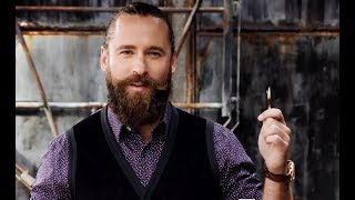 FIRE STARTER! We grill chef Dylan Benoit on his new Food Network show