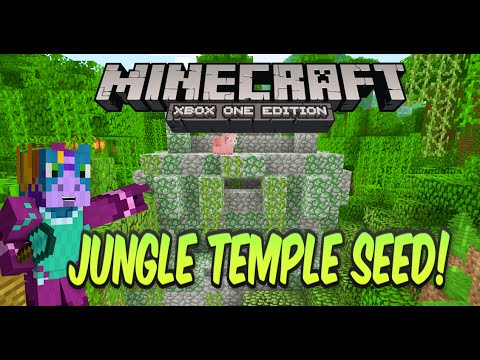 Jungle Temple at Spawn, Ocean Monument and Lots of ...