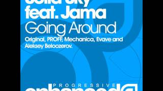 Solid Sky feat. Jama - Going Around (Evave Remix)