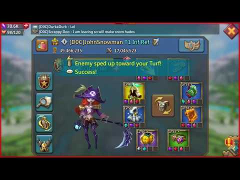 Lords Mobile | KvKvKvK Trap Edition