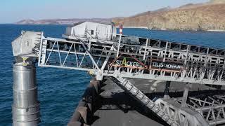 www.telestacker.ru - Telestacker Shiploader 4500 t/h