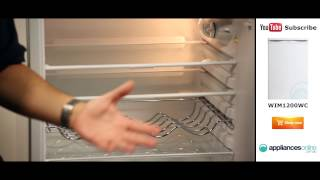 120l Westinghouse Bar Fridge Wim1200wc Reviewed By Expert - Appliances Online