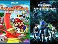 Análisis y Critica a Paper Mario: Color Splash y Metroid Prime: Federation Force