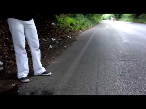 La strada misteriosa di Ariccia