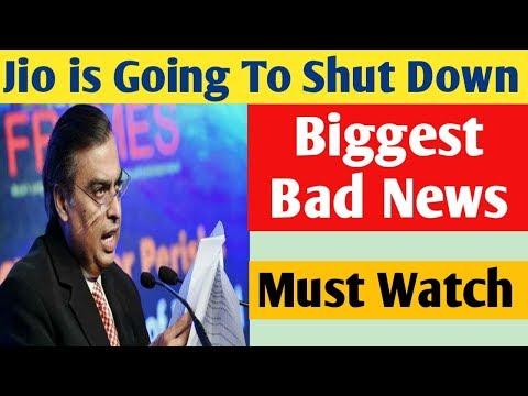 Latest Telecom news | jio is going to shut down | जिओ कंपनी बंद हो जाएंगे | Must Watch
