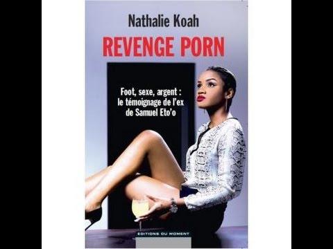 Samuel Etoo stops explosive revenge porn book written