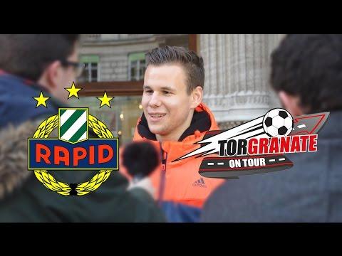 Torgranate on Tour: Louis Schaub (SK Rapid Wien)
