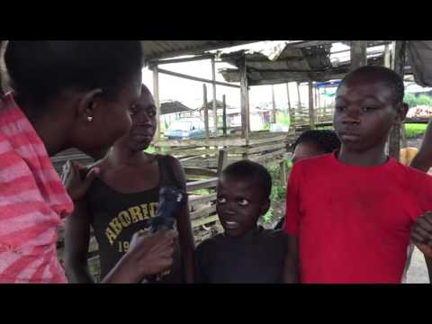 BA Cameroon Outreach Trailer