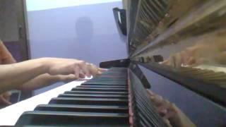 เวลาของเรา ประกอบละครคิวบิก piano cover by Pusit(081-1761573)