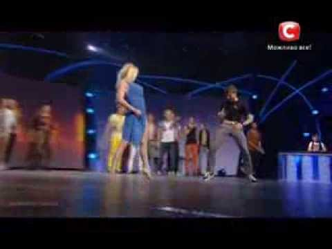 Танцуют все 6 сезон - 15.11.2013 Парни против девушек 5