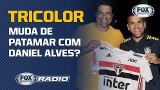 DANIEL ALVES MUDA O PATAMAR DO SÃO PAULO?