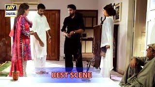 | BEST SCENE | Balaa 2nd Last Episode 37 - #BilalAbbasKhan