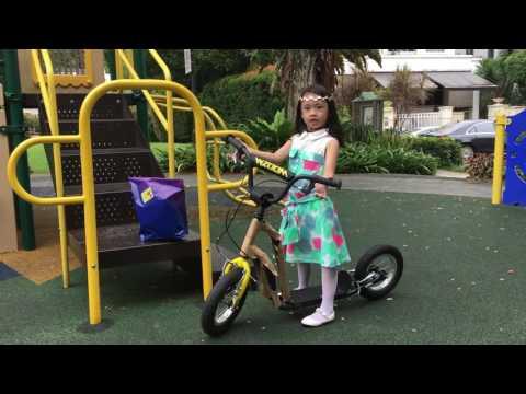 Princess Belle - KickScooter
