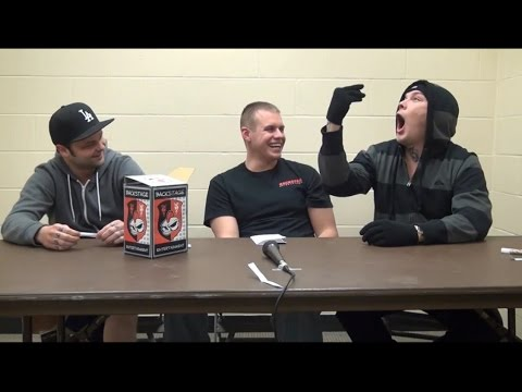 Hollywood Undead | Funny Interview Compilation | #4
