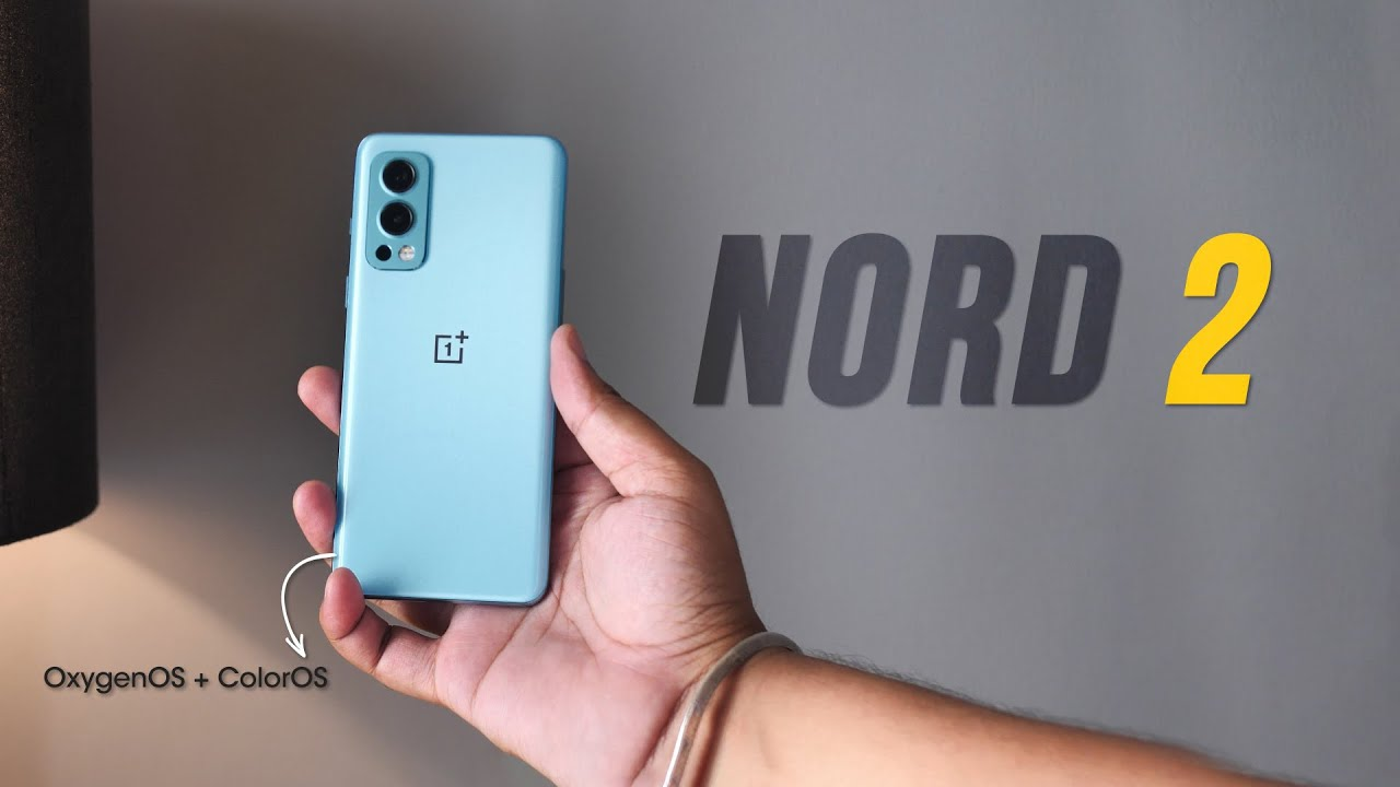 Download OnePlus NORD 2: OxygenOS Meets ColorOS!