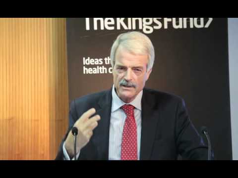 Malcolm Grant: the role of the NHS Commissioning Board