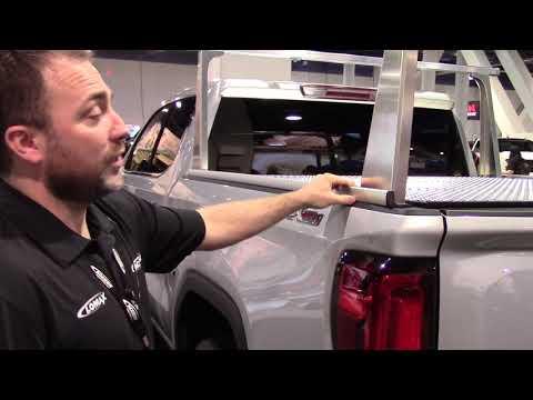Access Aluminum Series Adarac and Adarac Pro Series Ladder and Cargo Racks for Trucks
