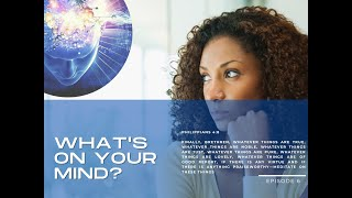 """ILJ TV, Episode 6, """"What's On Your Mind"""""""