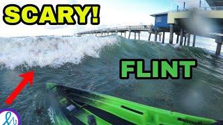 NuCanoe Flint Does It SURF?